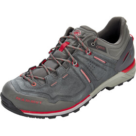 Mammut Alnasca Low GTX Shoes Herren graphite-magma